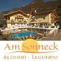 3 Sterne Hotel am Sonneck in Algund bei Meran in Südtirol.