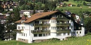 ***S Hotel Garni Pra Palmer a Ortisei nel Val Gardena.